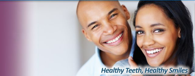 Healthy Teeth, Healthy Smiles | Smiling couple